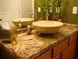 marble vanity top bathroom stones