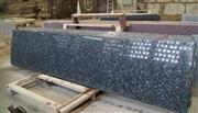 Sell Blue Pearl Blue Granite Strip Slabs