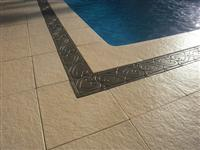Limestone Floorings Stone Tiling Swimming Pool