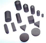 TSP diamond insert for oil drilling bit