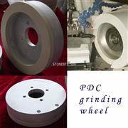vitrified diamond grinding wheels for resharpening of PCD & PCBN inserts