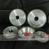 Superabrasive Grinding wheels for CNC tool grinder