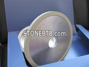 VITRIFIED Bond Diamond Bruting Wheel