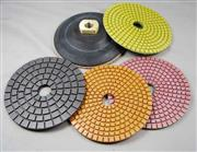 Diamond Pads - Flexible Disc