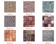 Slate Mosaic Patterns