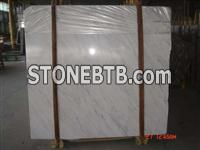 Greece Volakas white marble slab marble tile