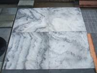 Cloud Grey Marble Slab