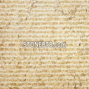 Striated surface
