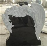 China Black Granite Monument