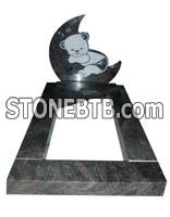 Bear with Moon Monument