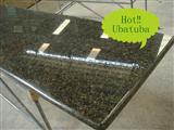 Uba Tuba natural granite countertop