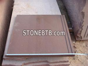Red Sandstone-irregular stone