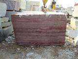 Indian Maroon Red Marble Block