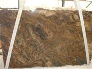 Barbarela Brown exotic granite slab