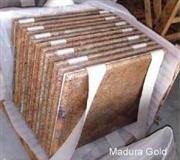 Granite Counter Tops-Madura Gold