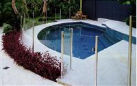 WHITE SANDSTONE POOL COPING(HARD STONE)
