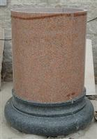 Granite Column Cladding