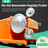 LKH-6 Diamond Wire Saw For Marble
