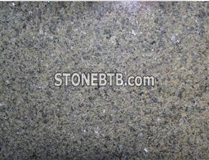 Granite Desert Green Slab Tile Cut to Size Kangli Stone