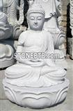 Granite buddha Sculpture