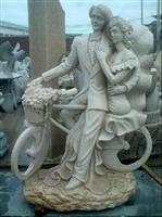 Carving Granite Sculpture