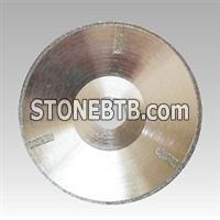 Concave Type Electroplated Blade