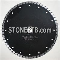 Hot Pressed Turbo Saw Blade