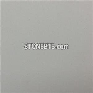 pure white quartz slab BL2107