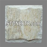 White Quartz for Wall Decoration