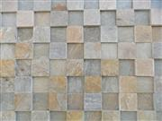 Yellow Quartz Mosaic