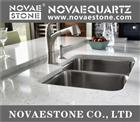 NV901 Bianco Carrara Quartz Stone Coutertop