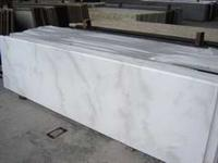 Chinese White Marble Kitchen Counter Top
