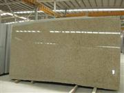 G682 Rusty Yellow Granite Slab