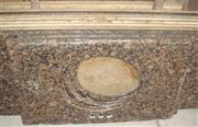 Baltic Brown Granite Vanity Top