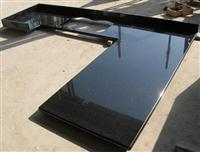 Black Galaxy Granite Counter Top
