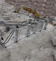 Hydraulic Rock Splitter, Stone Splitter and Rock Splitting Machine