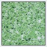 starlight green, artificial stone