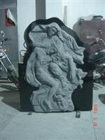 Stone Sculpture on Monument SC-001