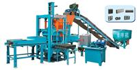 3-35 Hydraulic Block Machine