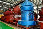 High pressure trapezium mill