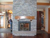 Kettle Valley Granite Rustic Ledge Stone 1