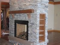 Kettle Valley Granite Rustic Ledge Stone -2
