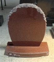 New Imperial Red Headstone
