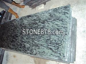 olive green tombstone