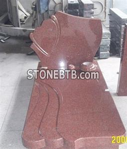 Imperial Red Tombstone