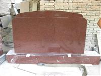 Indian Red Headstone