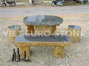 Basalt Table Set