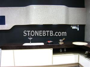 Quartz Countertop Project KD 001
