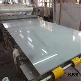Engineered Artificial stone gray quartz surface