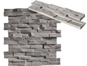 Grey Stacked Slate Culture Stone